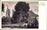 Itzehoe in Schleswig Holstein, Blick auf den Prinzenhof