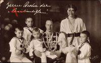 Kronprinz Wilhelm von Preussen, Cecilie, Prinzen, NPG