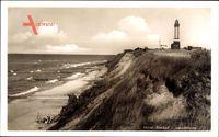 Niechorze Horst Pommern, Leuchtturm, Strand, Küste, Ostsee