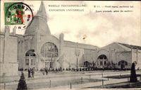 Gent Ostflandern, Expo, Weltausstellung 1913, Haupteingang