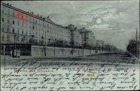 Mondschein Dresden, Kaserne des 1. Kgl. Sächs. Leib Grenadiers