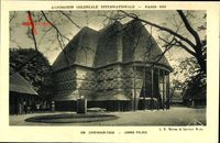 Paris, Expo Coloniale, Weltausstellung 1931, Cameroun Togo