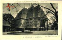 Paris, Expo Coloniale, Weltausstellung 1931, Cameroun Togo