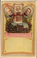 Jugendstil Lied Großherzog Friedrich August von Oldenburg, Nikolaus