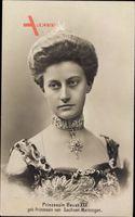 Ehefrau Prinz Heinrich XXX. Reuß zu Köstritz, Feodora von Sachsen Meiningen