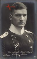 Leutnant Max von Mulzer, Kampfflieger, I. WK, Sanke 379