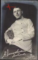 Jagdflieger Oberleutnant Max Immelmann, I. WK, Sanke 340