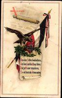 Kaiserreich, Adler, EK, Fahnen, Patriotik, Zeppelin