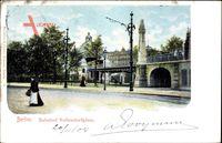 Berlin Schöneberg, Blick auf den Bahnhof Nollendorfplatz