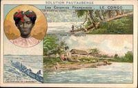 Französisch Kongo, Les Rapides de lOubangui, Plage de Libreville
