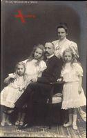 Herzog von Calabrien und Familie, Töchter, Ferdinand, Marie von Bayern