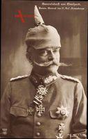 General Magnus von Eberhardt, 15. Res. Armeekorps, NPG 5282