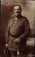 Adolf Wild von Hohenborn, General der Infanterie, Liersch 7516