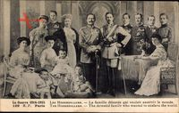 Kaiser Wilhelm II., Hohenzollern, I. WK