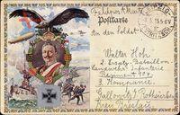 Kaiser Wilhelm II., Kaiserliche Marine, Zeppelin, Kampfflieger