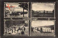 Lockstedt im Kreis Steinburg, Lockstedter Lager, Soldaten, Parademarsch