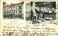 Berlin, Taubenstraße 7, Zur Hütte, Pilsener Bierhaus, Inh. H. Wendt