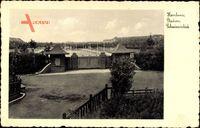 Hamborn Duisburg im Ruhrgebiet, Stadion, Schwimmbad
