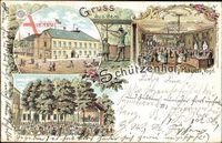 Dresden Süd Plauen, Schützenhof, Oberer Saal, Schießstand
