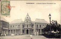 Tananarive Madagaskar, Le Comptoir National d'Escompte de Paris
