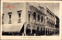 Rabat Marokko, Le Theatre de la Renaissance, La Ville de Paris, E. Fontes