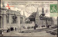 Gent Ostflandern Belgien, Exposition Universelle 1913, Pavillon hollandais