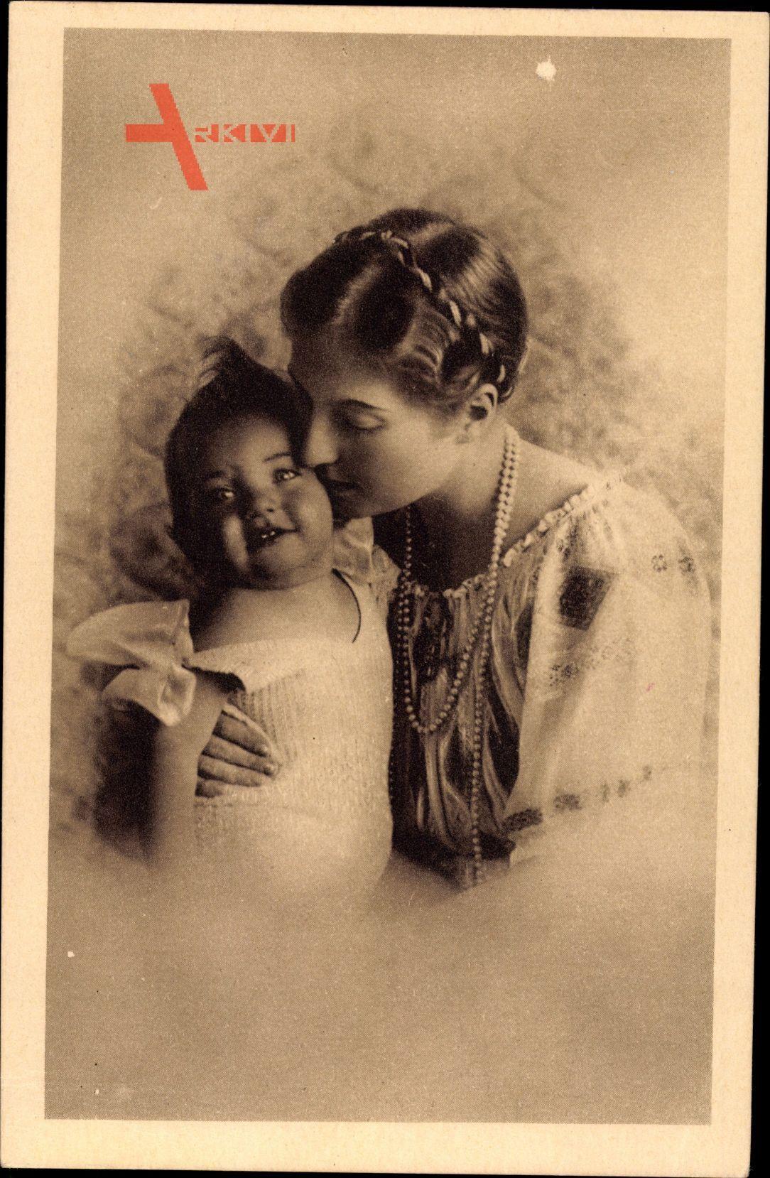 Comtesse de Paris, Isabelle d'Orléans Bragance, Prince Francois