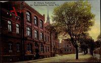 Seifersdorf Żary Sorau Ostbrandenburg, Höhere Fachschule für Textilindustrie