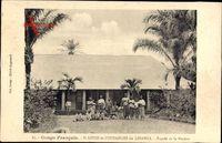 Französisch Kongo, St. Louis de lOubanghi ou Liranga, Mission