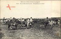 Rio Grande do Sul Brasilien, Rassemblement du bétail, Cowboys