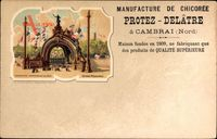Exposition Universelle de 1900, Manufacture de Chicoree a Cambrai
