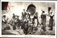 Mallorca Balearische Inseln, Bailes Tipicos, Tanz in Trachten