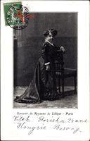 Paris, Souvenir du Royaume de Lilliput, Liliputanerin