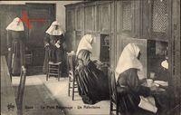 Gent Ostflandern, Le Petit Béguinage, Un Réfectoire, Nonnen