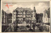 Świnoujście Swinemünde Pommern, Ostsee Kurheim