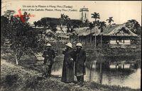 Hung Hou Tonkin Vietnam, Catholic Mission, Kath. Missionare
