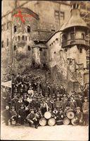 Rochsburg Lunzenau, Kinder, Jugendlichenvereinigung, Wanderausflug