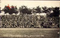 Fechter und Sklavenaufstand in Rom, Gewerkschaftsfest 1920