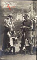Landwehrlied, Es fliegt der Feind, Viktoria, Soldat nimmt Abschied, Familie