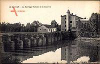 Le Bathan Tunesien, Le Barrage Romain et la Caserne, Staumauer