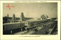 Paris, Expo, Weltausstellung 1931, Cité Internationale des Informations