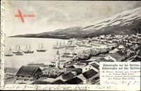 St. Pierre Martinique, Vulkanausbruch, Mont Pelée