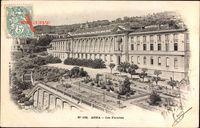 Agha Iran, Les Facultés, Hochschule, Fakultät