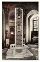 Berlin, St. Hedwigs Kathedrale, Sakramentstürmchen, Sakramentskapelle