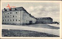 Ellwangen a.d. Jagst, Blick auf den Hof der Kaserne