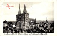 Xanten am Niederrhein, St. Victor Dom mit Michaelis Kapelle