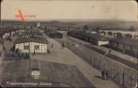 Limburg an der Lahn in Hessen, Blick auf das Kriegsgefangenenlager