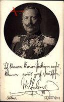 Kaiser Wilhelm II., Portrait, Ich kenne keine Parteien mehr..