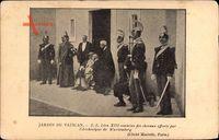 Vatikan Rom Lazio, Papst Leo XIII., Vincenzo Gioacchino Pecci, Garde