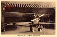 Paris, Les Invalides, LAvion de Guynemer, Französisches Kampfflugzeug